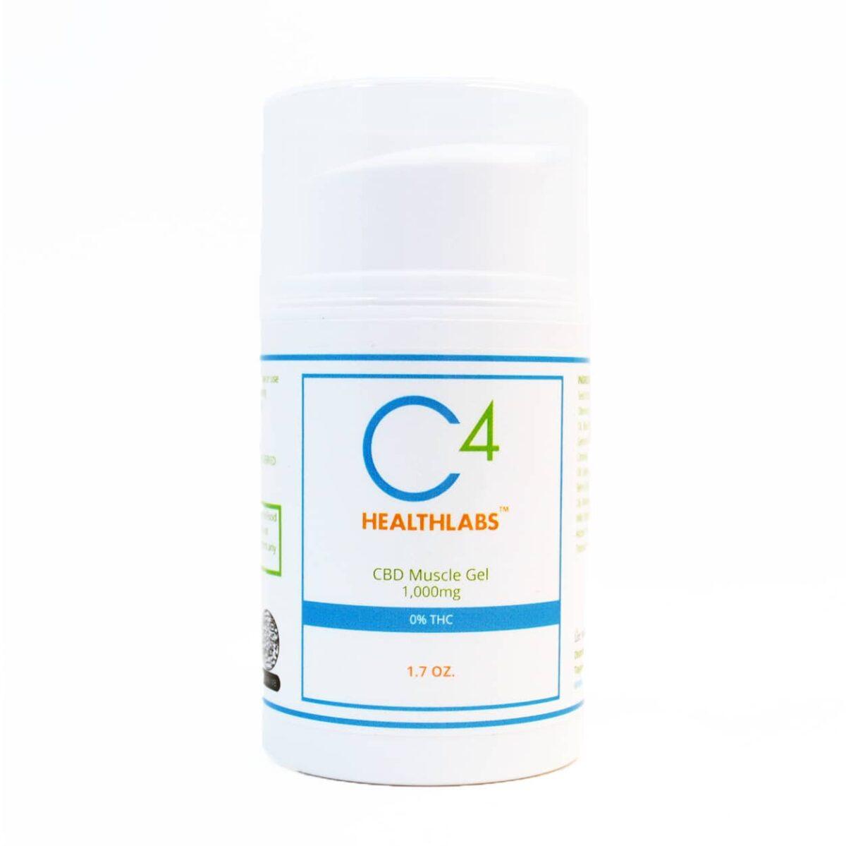thc free cbd muscle gel