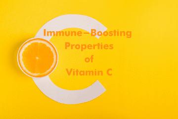 immune boosting properties of vitamin c